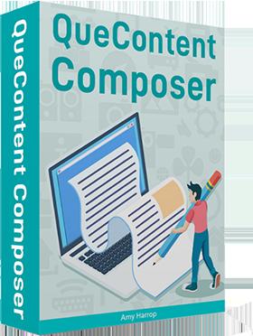 QueContent Composer Review